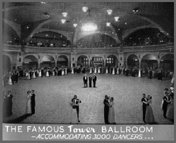 The New Brighton Tower Ballroom