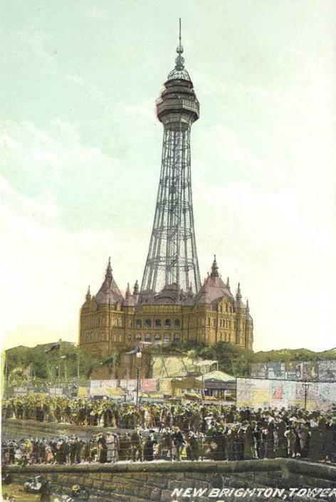 The New Brighton Tower