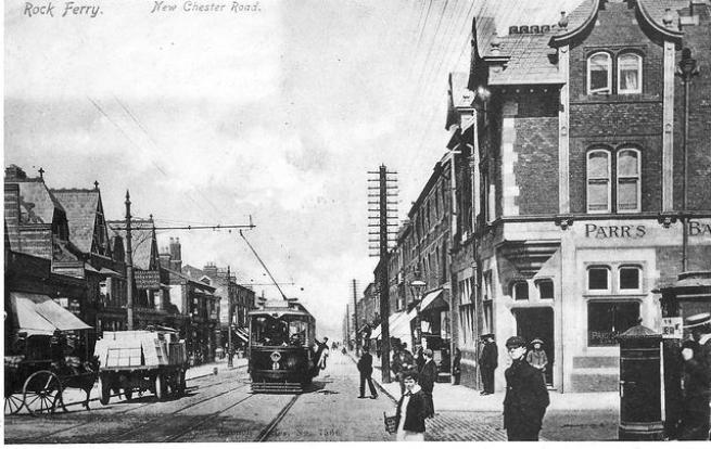New Chester Road c1920