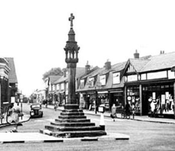 Bromborough Cross