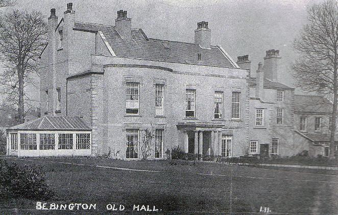 Bebbington Old Hall