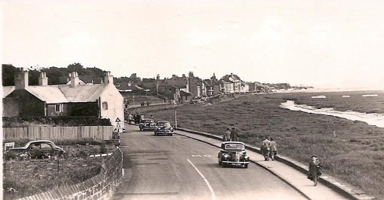 Parkgate in the 1950's