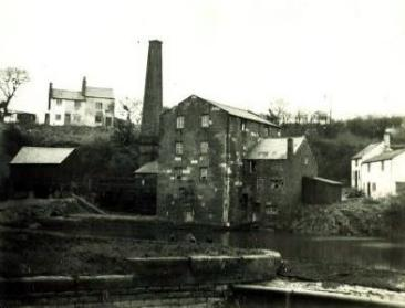 Bromborough Mills